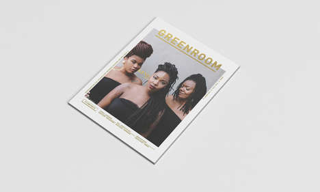 Urban Culture Magazines - Greenroom Magazine is a Print Publication for Hip-Hop Beyond Genre
