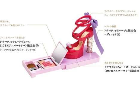 High Heel Compact Sets