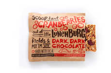 Farm Fresh Snack Bars - Made with Local's Products Emphasize Natural and Handmade Origins