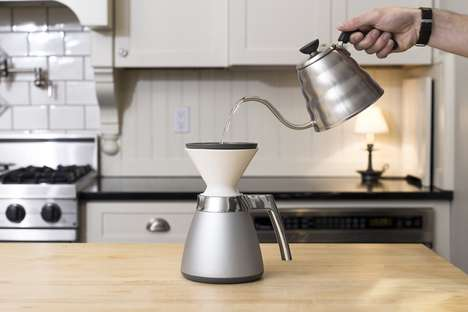 Modernized Retro Coffee Pots