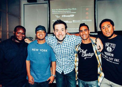 Entrepreneurial Hip-Hop Start-Ups
