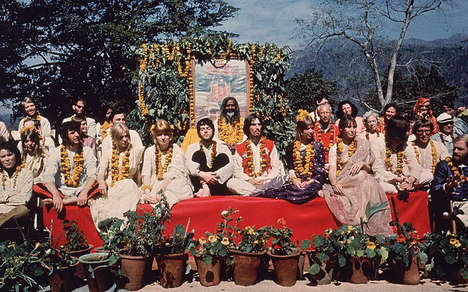 Legendary Meditation Retreats - The Ashram That Hosted the Beatles in India is Opening to the Public