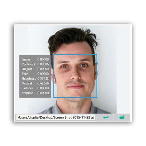 Emotion-Reading Image Apps