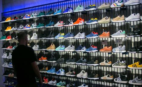 Robotic Shoe Factories