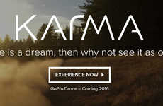 Compatible Camera Drones - The GoPro Karma Drone is Purpose-Built For GoPro Cameras