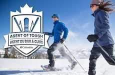 Resilient Consumer Contests - Columbia Sportswear is Recruiting an 'Agent of Tough' in Canada