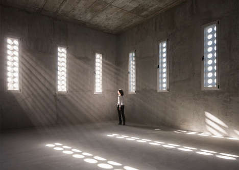 Porthole-Windowed Classrooms