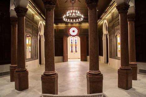 Palatial Museum Renovations