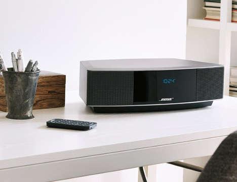 Wirelessly Updated Sound Systems