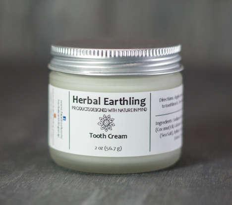 Organic Dental Creams
