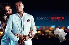 Luxurious Ghanaian Fragrances