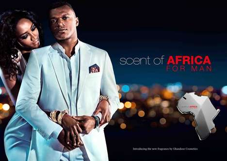 Luxurious Ghanaian Fragrances - 'Scent of Africa' is Billed As the Continent's First Luxury Perfume
