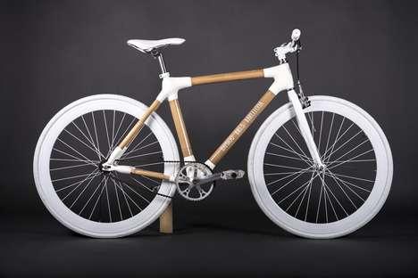 Bamboo Single Speed Bikes
