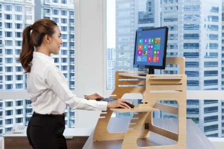 Converting Standing Desks