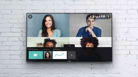 Streamlined Videoconference Apps