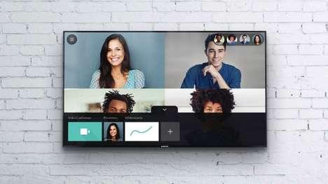 Streamlined Videoconference Apps