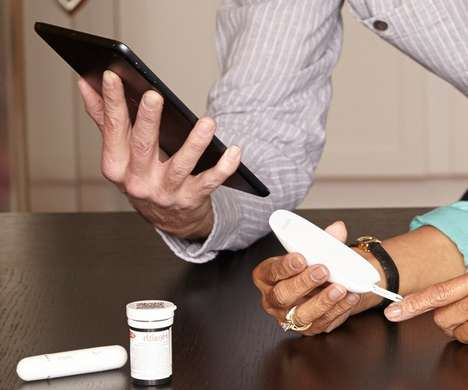 Bluetooth Glucose Monitors