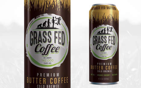 Cold-Brewed Butter Coffees