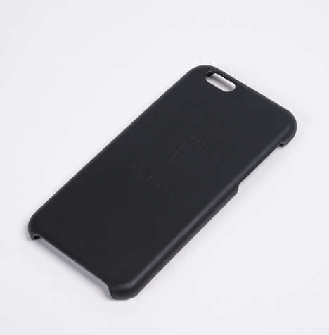 Leather Waste Smartphone Cases