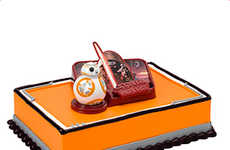 Sci-Fi Sheet Cakes - These Star Wars-Themed Cakes are Perfect for Fans of the Iconic Series