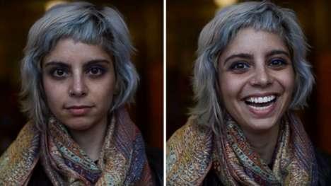 Positive Reaction Photos