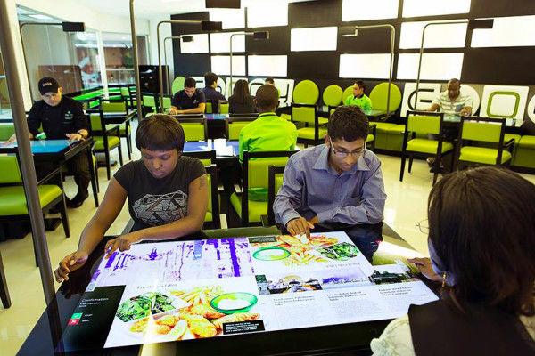 18 High-Tech Restaurant Experiences