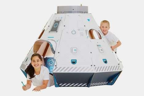 Cardboard Spaceship Kits