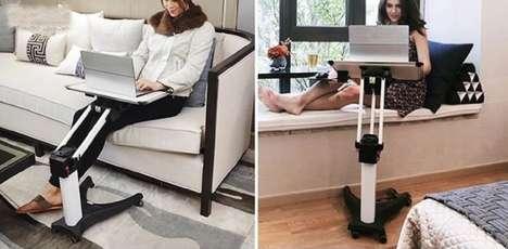 Ergonomically Flexible Desks
