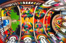 Colorful Church Skateparks