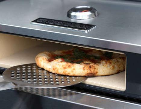 Flattened Pizza Ovens