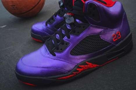 Sporty Raptor Sneakers