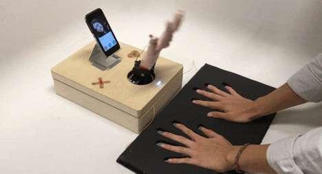 Romantic App Robot Assistances