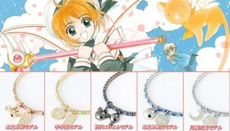 Anime Charm Bracelets