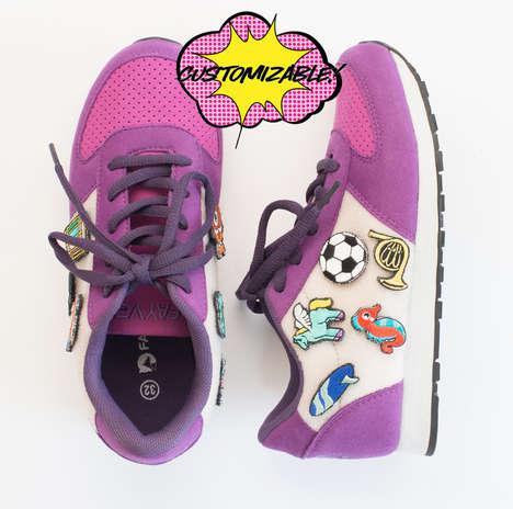 Customizable Sneaker Kits