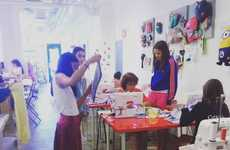 Tween Sewing Studios - Sew Be It Studio's Sewing Workshops Encourage Kids to Get Creative