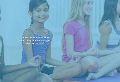 Children's Yoga Studios - Toronto's Elafun Studio Hosts Yoga Classes for Kids and Teens