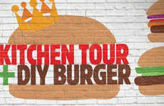 Fast Food Kitchen Tours - This Burger Chain is Giving Public Kitchen Tours and DIY Burger Workshops