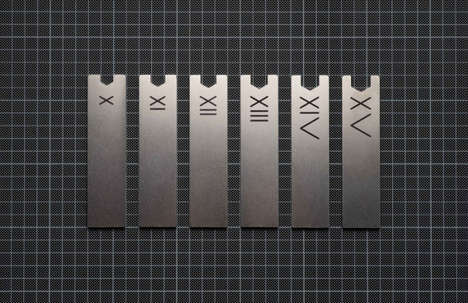 Latin Numeral Wrench Sets