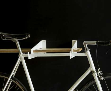 Dual-Purpose Bike Racks