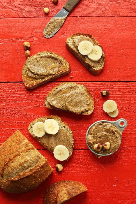DIY Hazelnut Butters