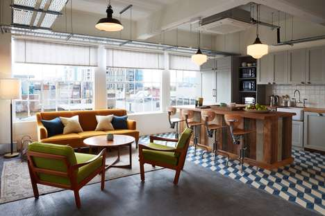 Homey Co-Working Spaces