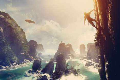 VR Rock Climbing Games