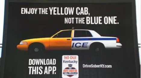 Holiday Sober Driving Campaigns