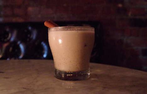Nut Milk Cocktails