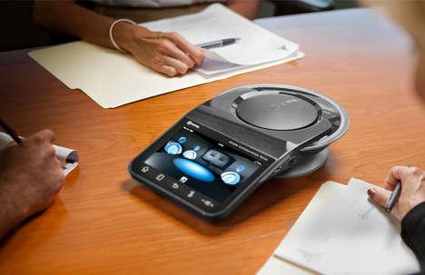 Idea-Sharing Business Phones