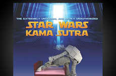 Intimate Intergalactic Books - The Star Wars Kama Sutra Book Offers Comprehensive Information