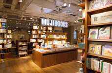 Minimalist Design Flagships - The Muji Shanghai Features a Number of New In-Store Concepts