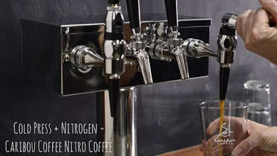 Carbonated Cold Brew Coffees