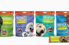 Superfood Dog Treats - Spike Treats for Dogs are All-Natural and Packed with Healthy Ingredients