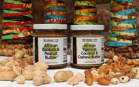 African Nut Butters
